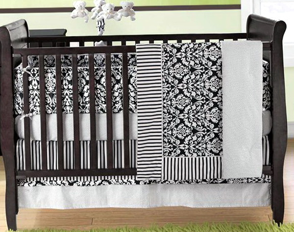 Mini Crib Bedding Sets Neutral
