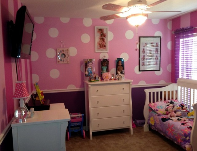 Minnie Mouse Bedroom Decorating Ideas
