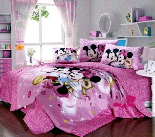 Minnie Mouse Bedroom Theme