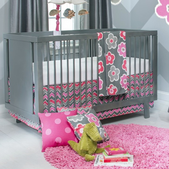 Modern Baby Bedding For Girls 2
