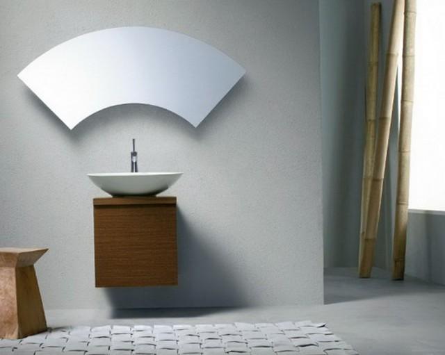 Modern Bathroom Mirror Ideas
