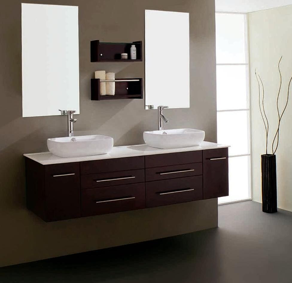 Modern Bathroom Vanities And Cabinets