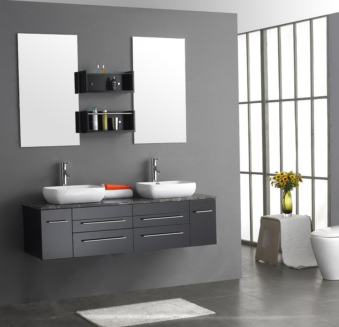 Modern Bathroom Vanities Ideas