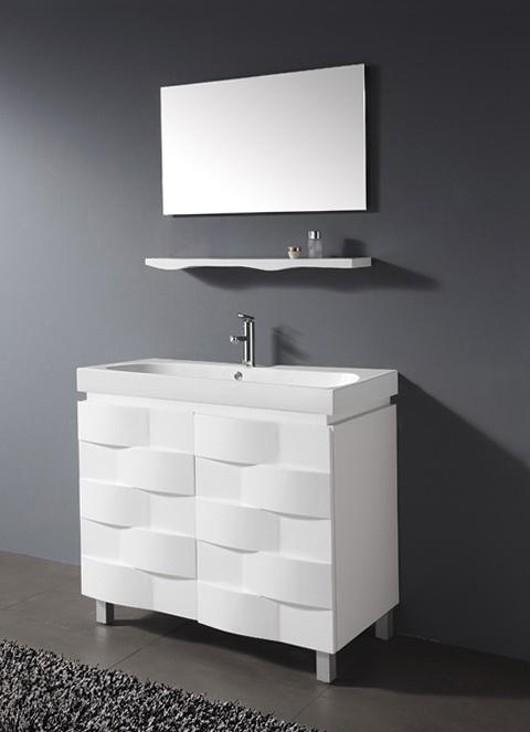 Modern Bathroom Vanities White