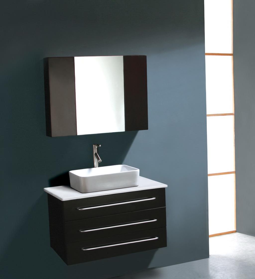 Modern Bathroom Vanity Images