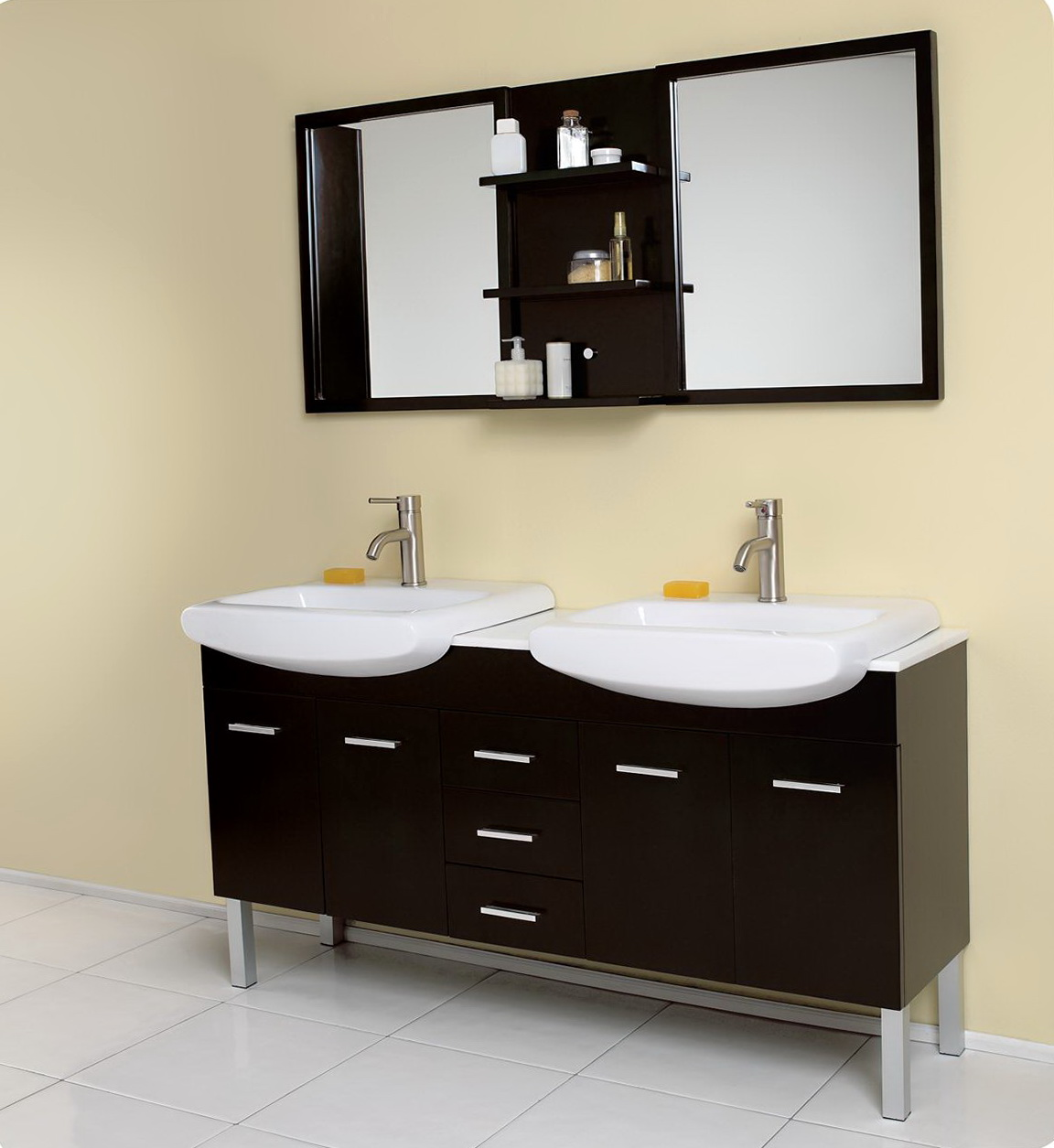 Modern Bathroom Vanity Mirrors