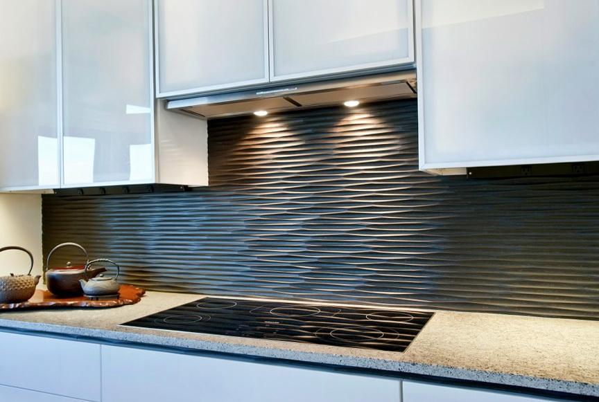 Modern Kitchen Backsplash Designs
