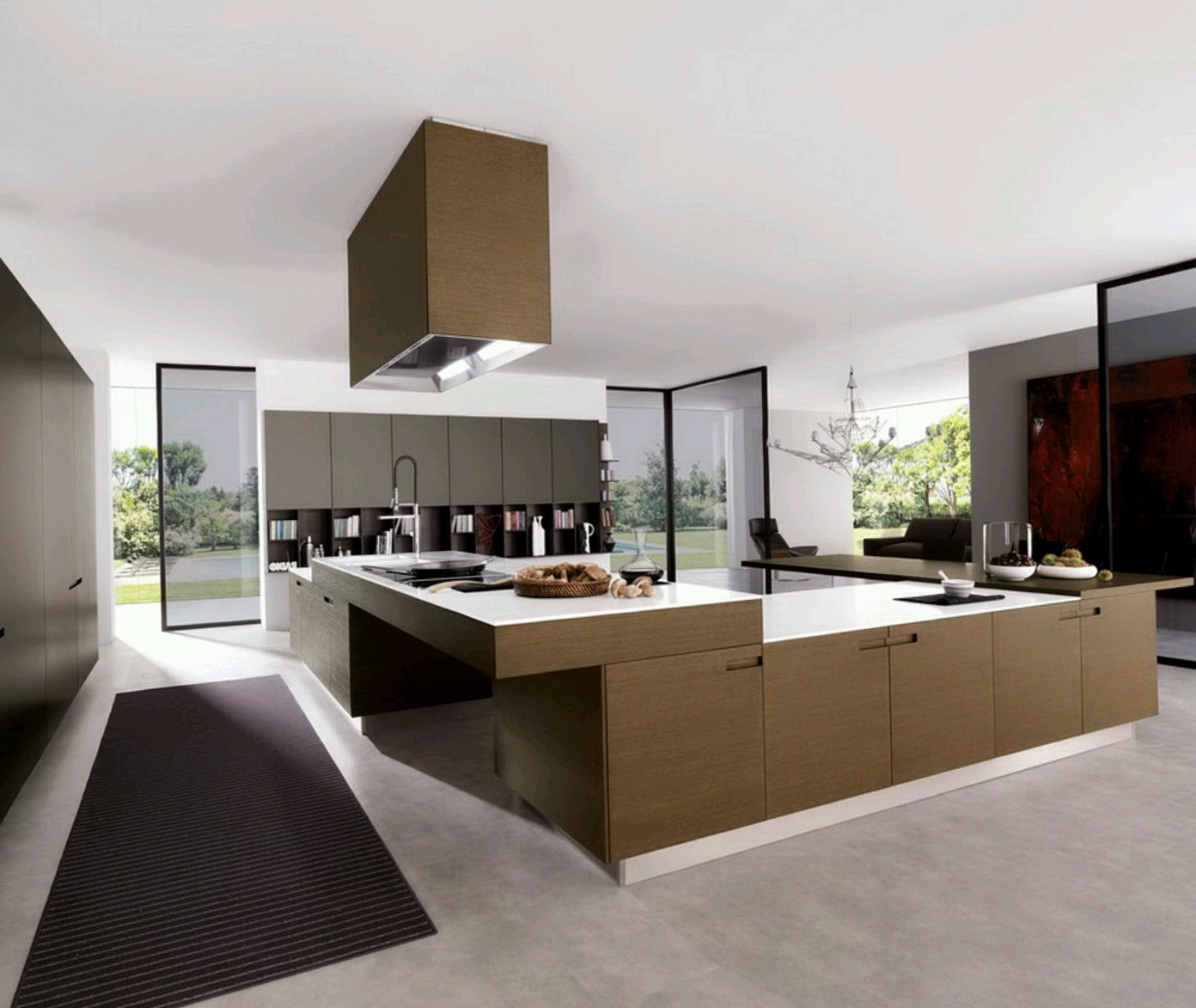 Modern Kitchen Cabinets Design