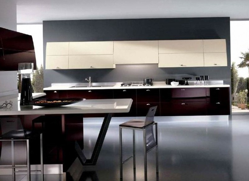 Modern Kitchen Design 2014