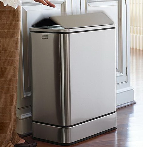 Modern Kitchen Trash Cans