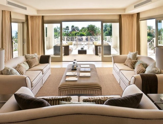 Modern Living Room Furniture 2014