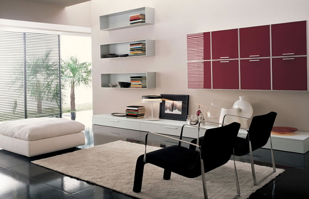Modern Living Room Furniture Images