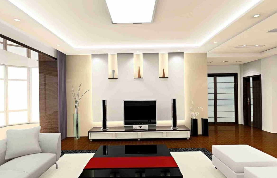 Modern Living Rooms 2013