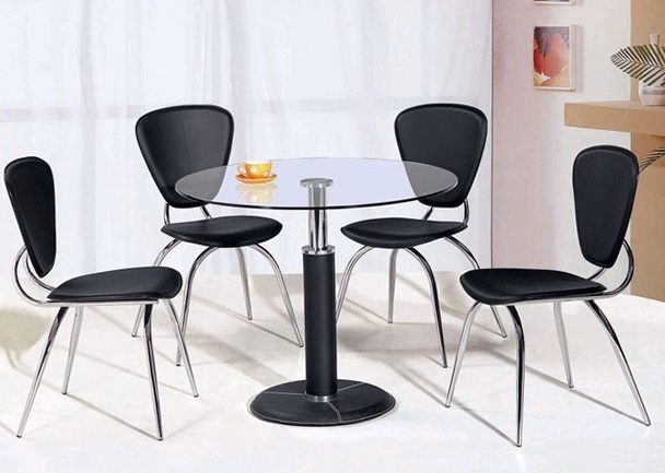 Modern Round Kitchen Table Sets