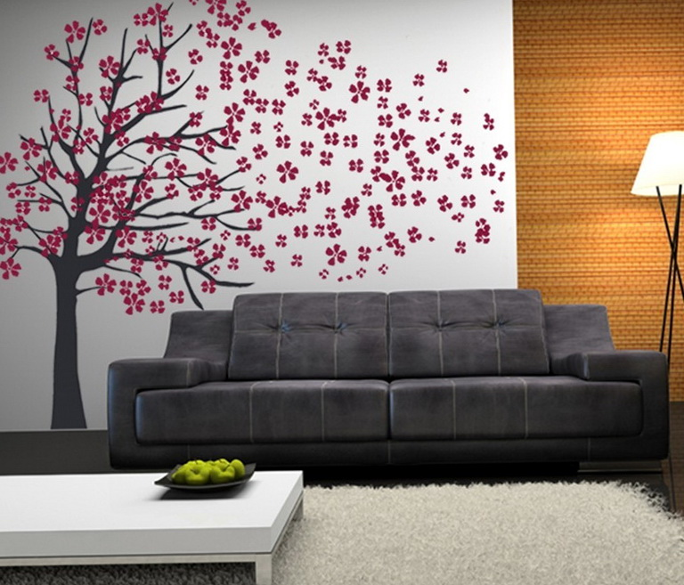 Modern Wall Decals For Living Room