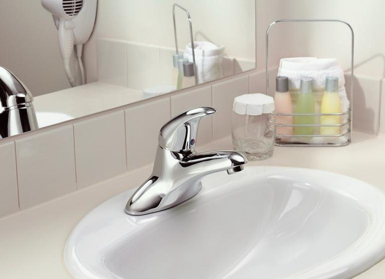 Moen Bathroom Sink Faucets