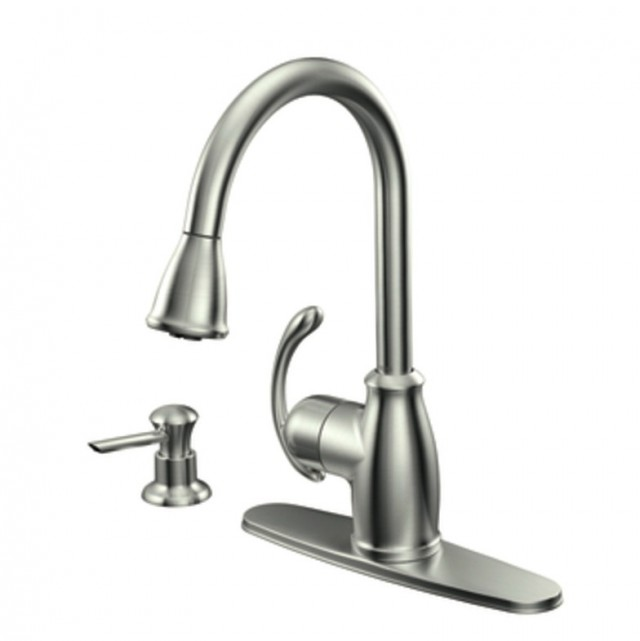 Moen Kitchen Faucet Repair