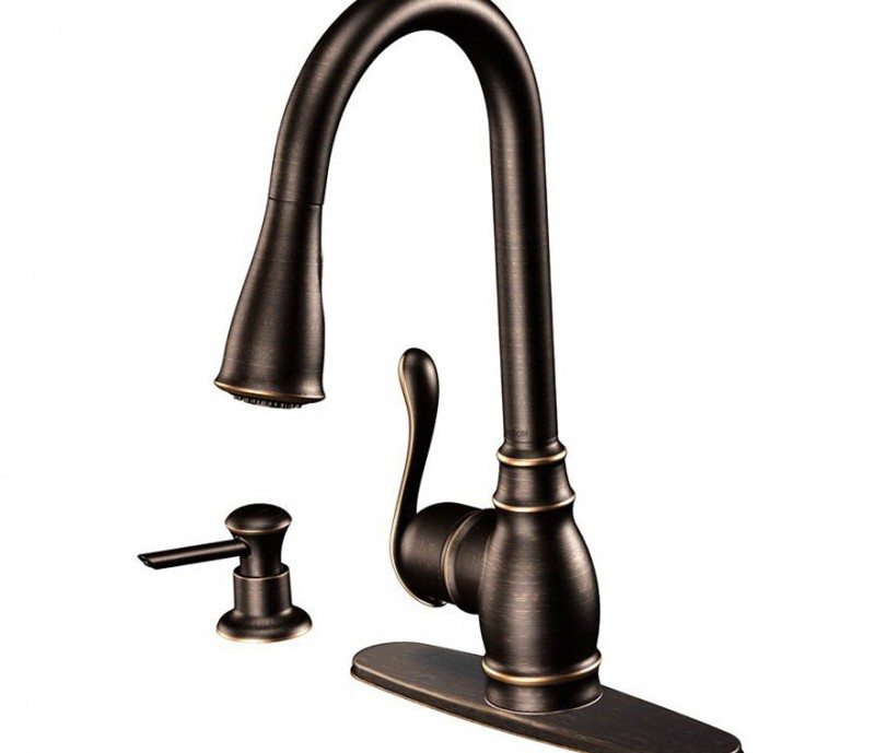 Moen Kitchen Faucets Lowes