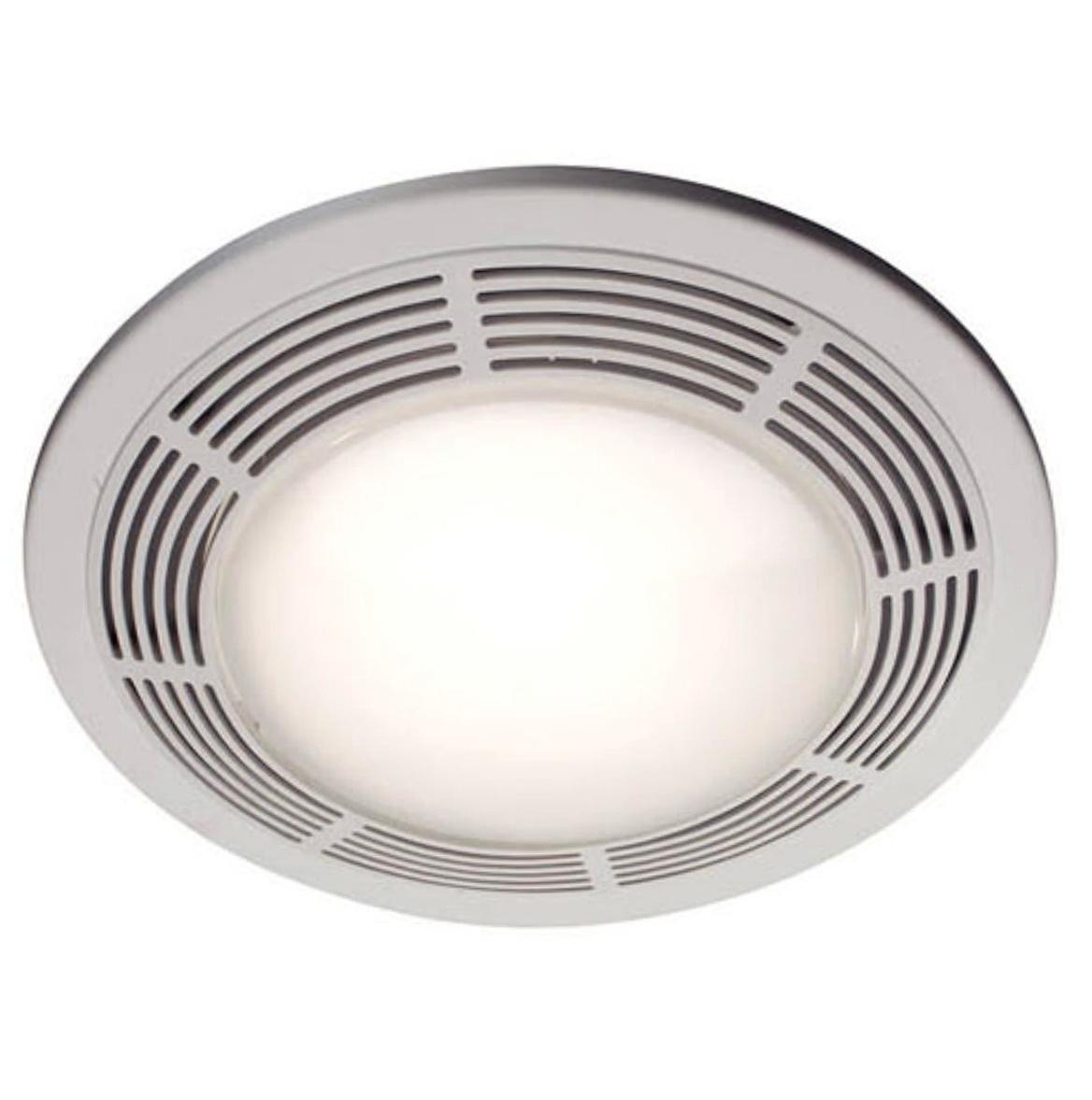Nutone Bathroom Fan With Light