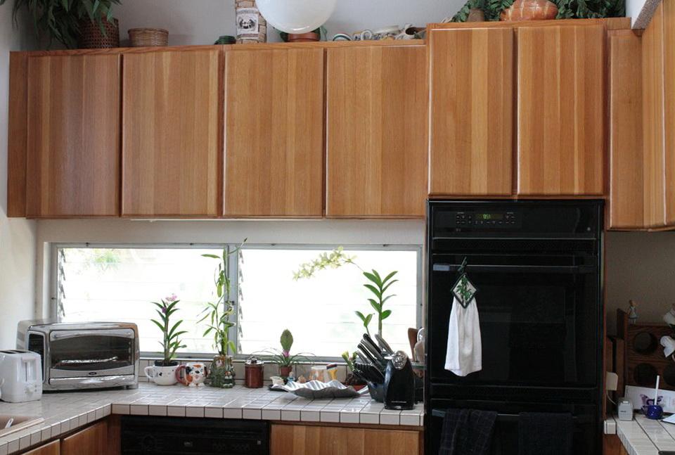 Oak Kitchen Cabinet Refinishing