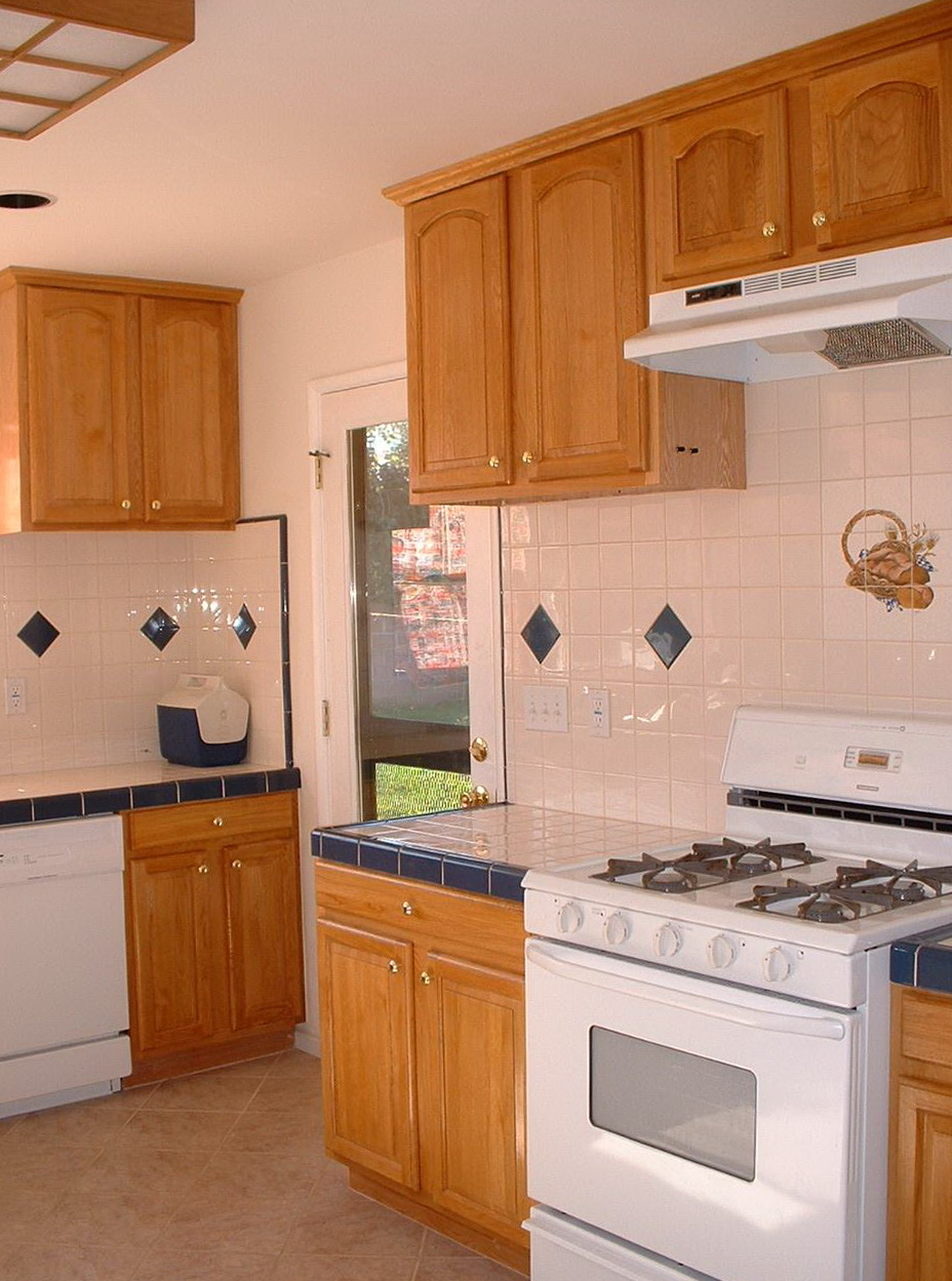 Oak Kitchen Cabinets Pictures