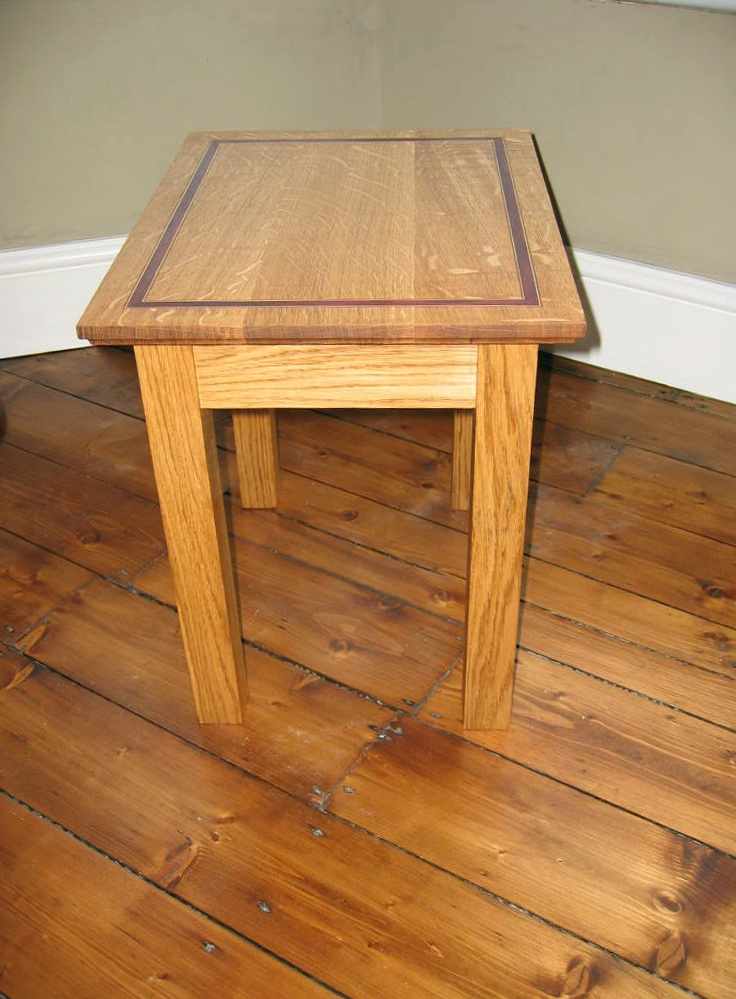 Oak Side Tables For Living Room