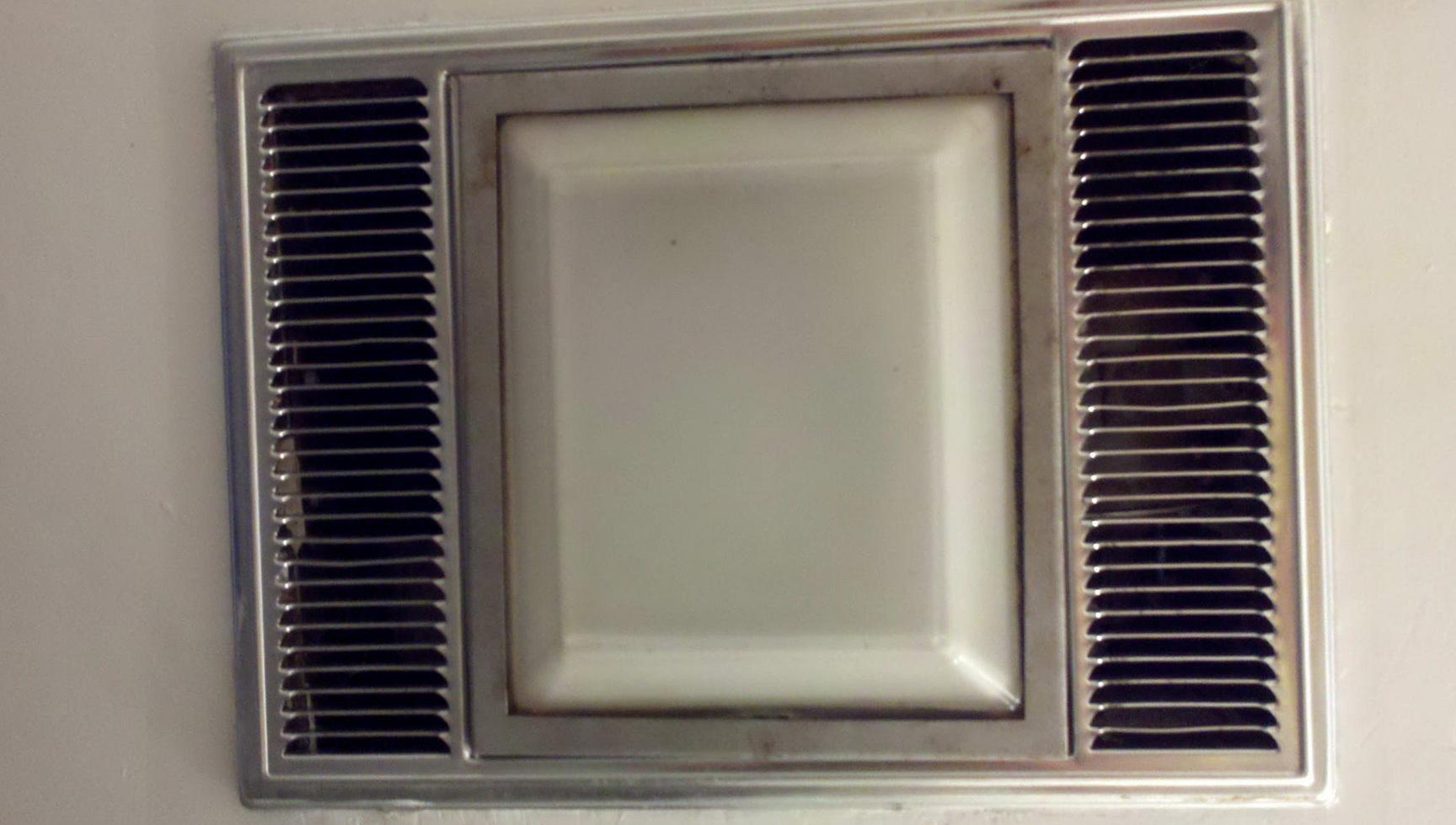 Old Broan Bathroom Fan