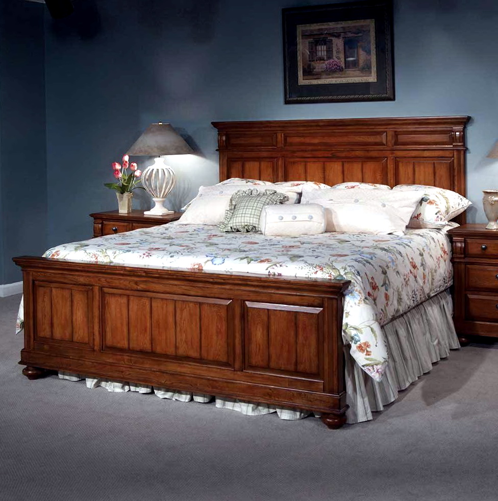 Old Broyhill Bedroom Furniture