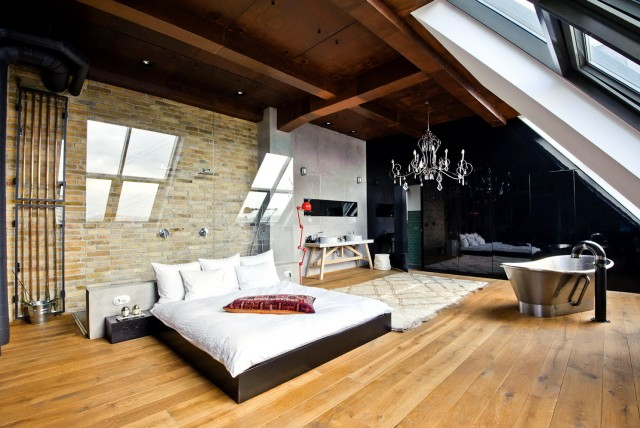 One Bedroom Apartments Design Ideas