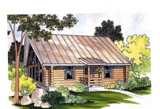 One Bedroom House Plans With Basement