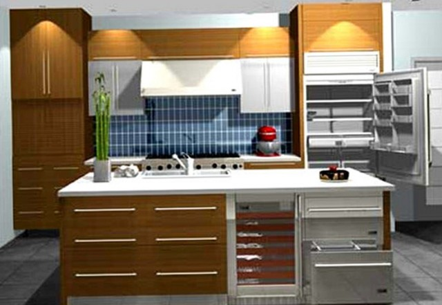 Online Kitchen Design Planner