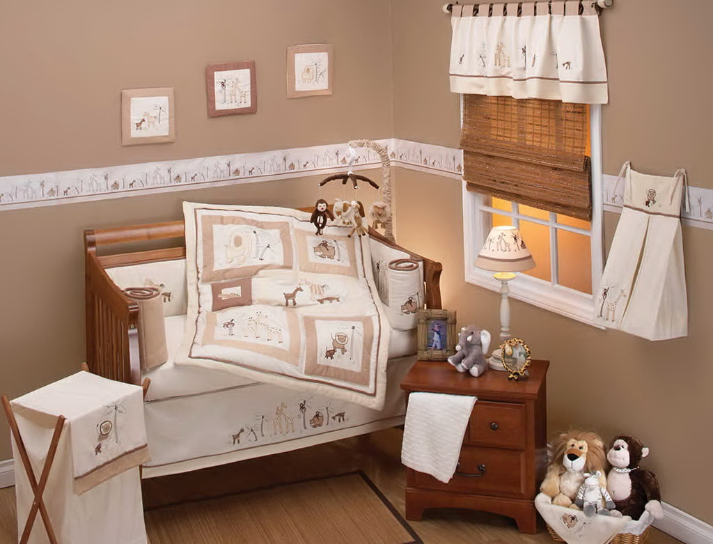 Organic Baby Bedding Set