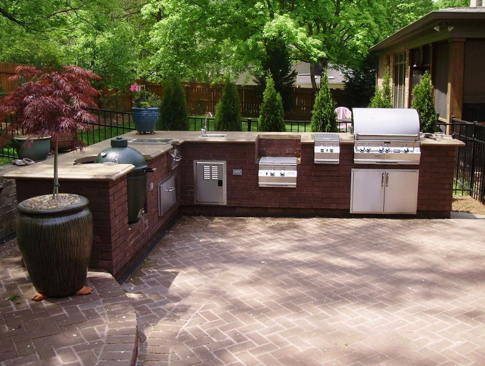 Outdoor Kitchen Appliances Ice Machines
