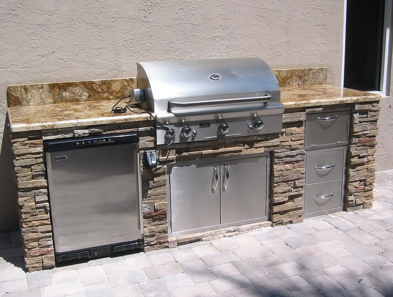 Outdoor Kitchen Appliances Lowes