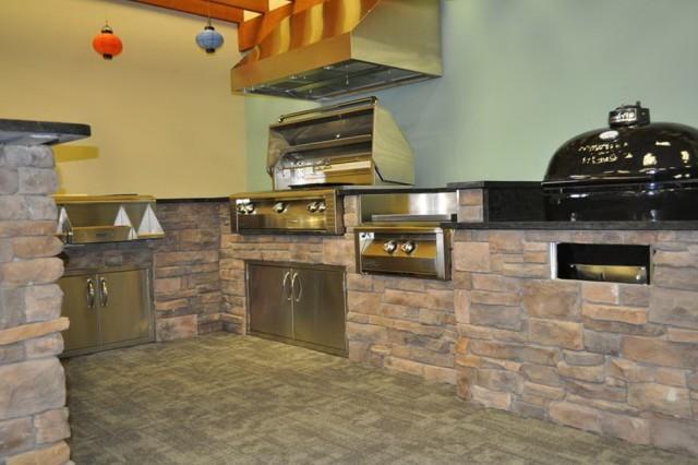 Outdoor Kitchen Appliances Reviews