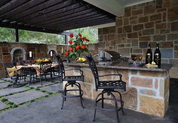Outdoor Kitchen Designs Philippines