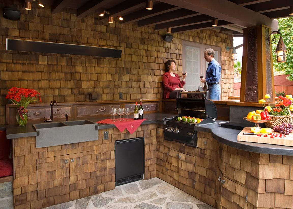 Outdoor Kitchen Ideas Designs