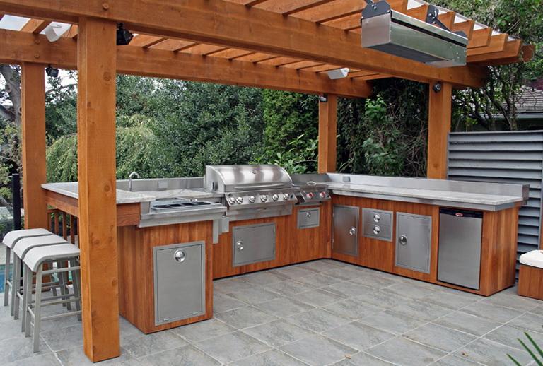 Outdoor Kitchen Ideas Photos