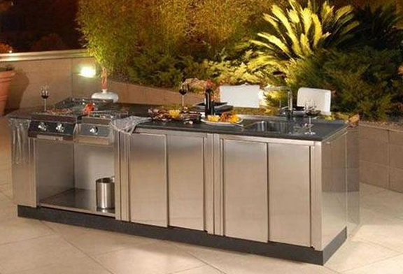 Outdoor Kitchen Kits Costco