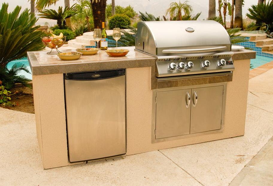 Outdoor Kitchen Kits Modular Kitchen 36979 Home