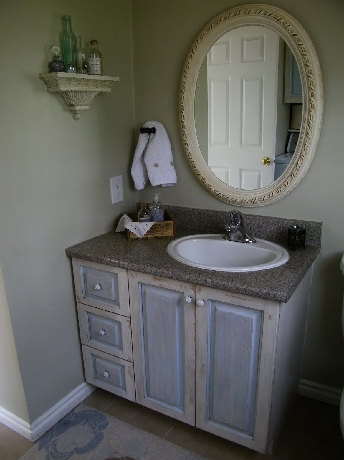 Ove Utility Sink Cabinet