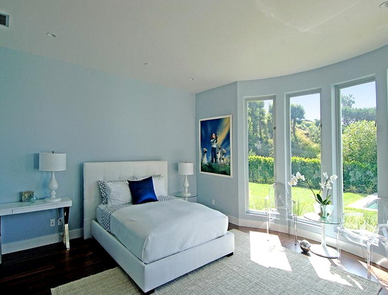 Paint Colors For Bedroom Blue