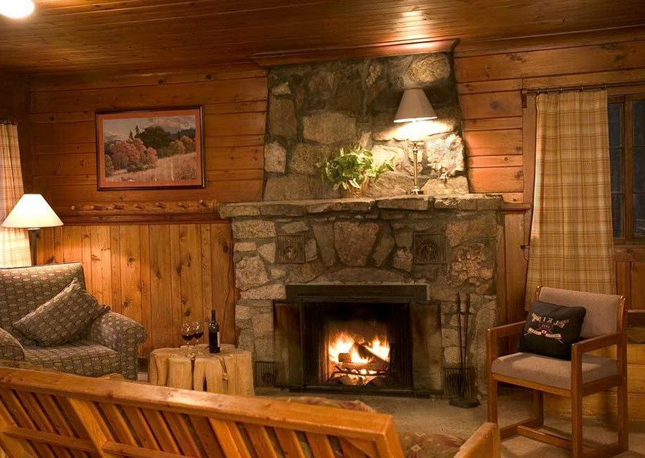 Paint Ideas For Living Room With Stone Fireplace