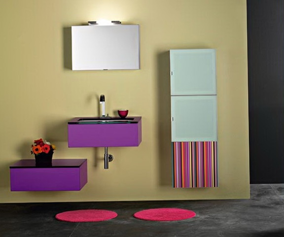 Painted Bathroom Vanity Ideas