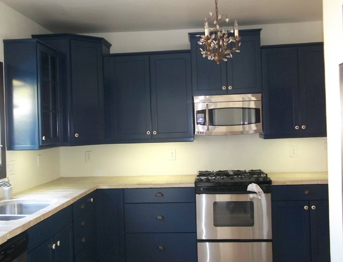 Painted Kitchen Cabinets Pinterest