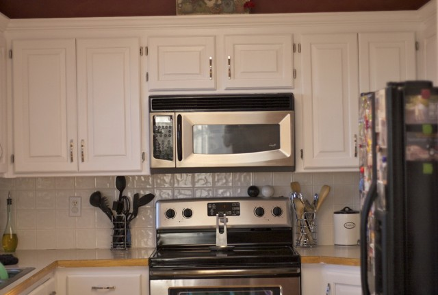 Painting Kitchen Cabinets White Sherwin Williams