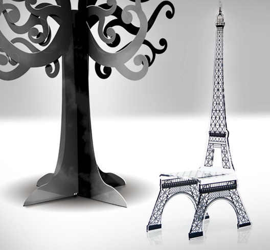 Paris Themed Bedrooms Decor