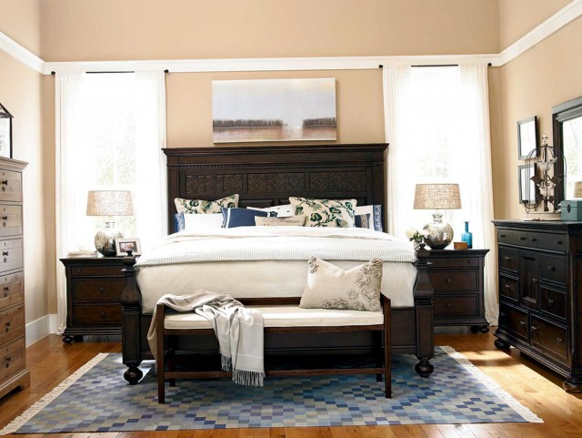 Paula Deen Bedroom Furniture Collection