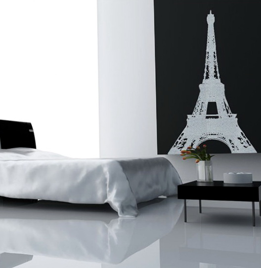 Pictures Of Paris Themed Bedrooms