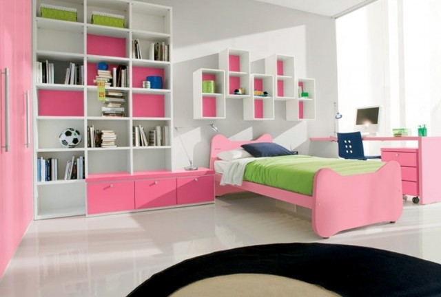Pink Bedroom Ideas For Young Adults